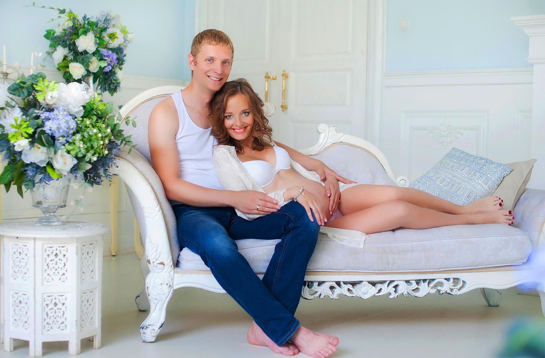 беременность 22