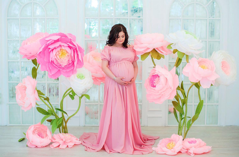 беременность 6