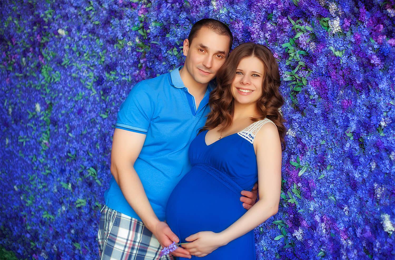 беременность 35