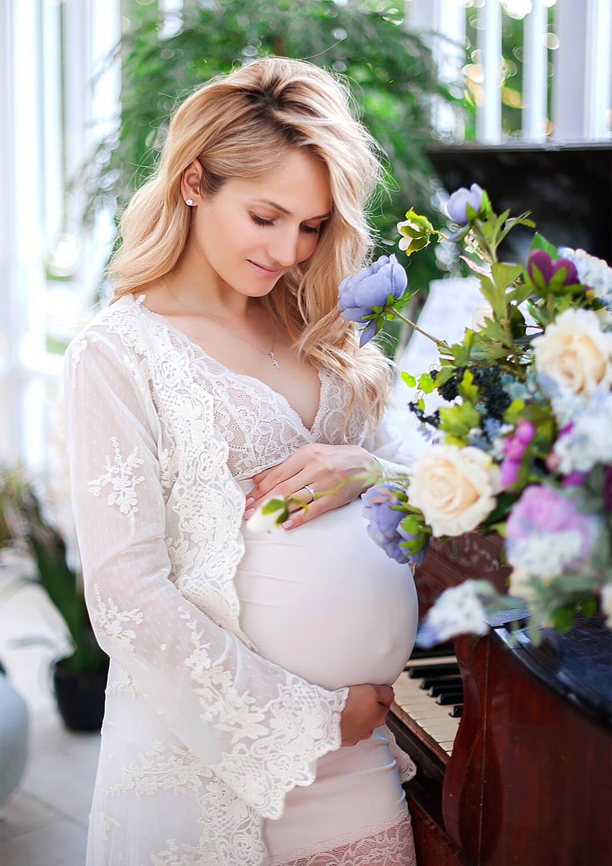 беременность 5