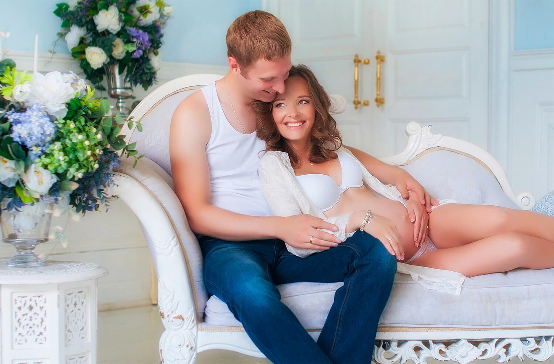 беременность 1