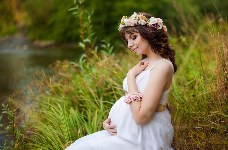 беременность 11