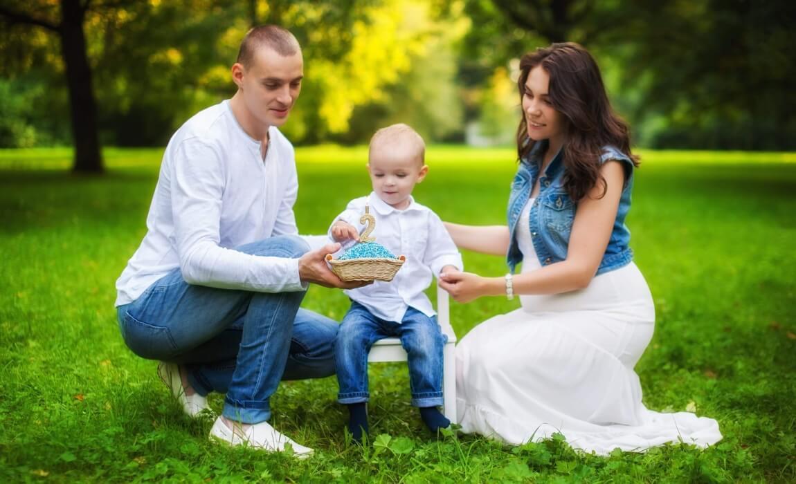 Как подготовится к семейной фотосессии
