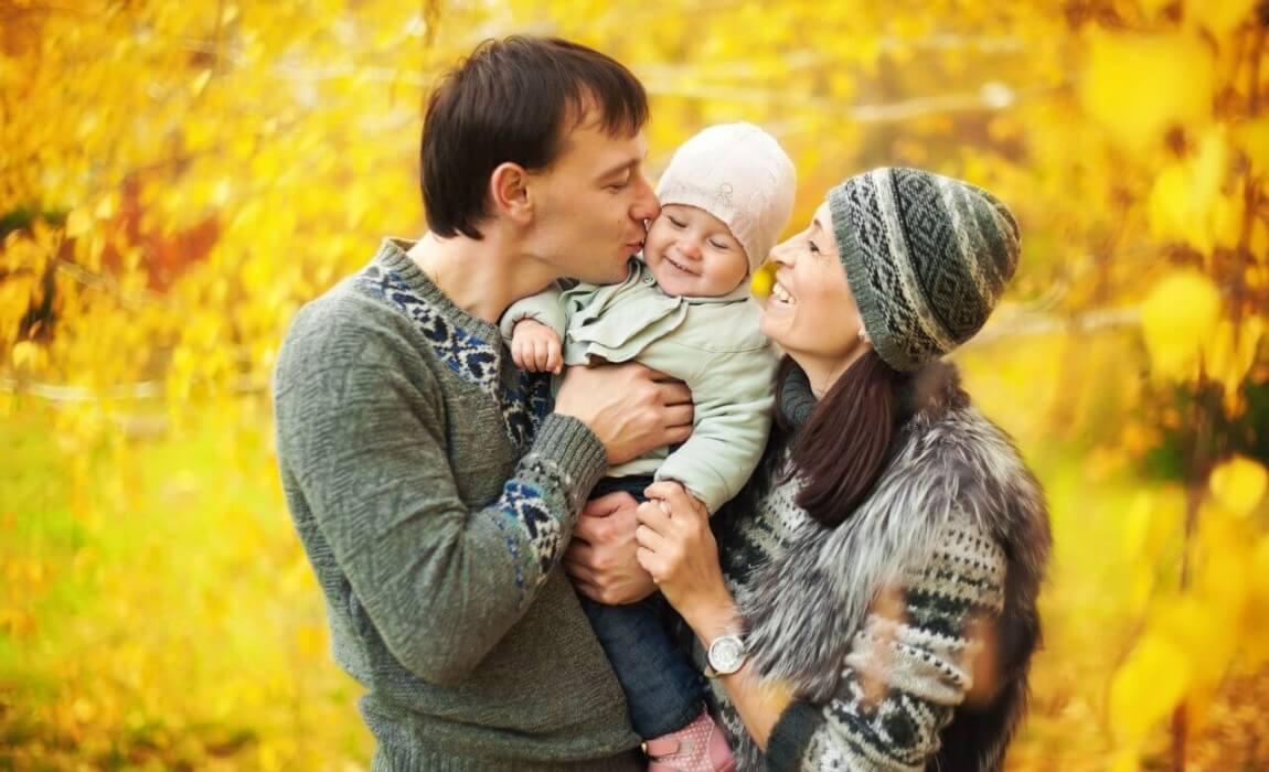 Как подготовиться к осенней семейной фотосессии
